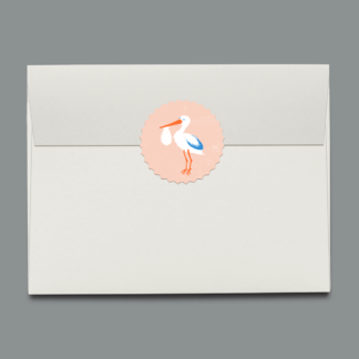 stickers enveloppe
