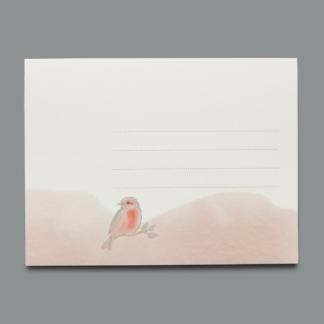 enveloppes velin imprimées la dolce vita